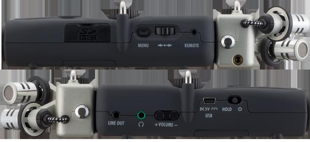H5 Handy Recorder | Zoom