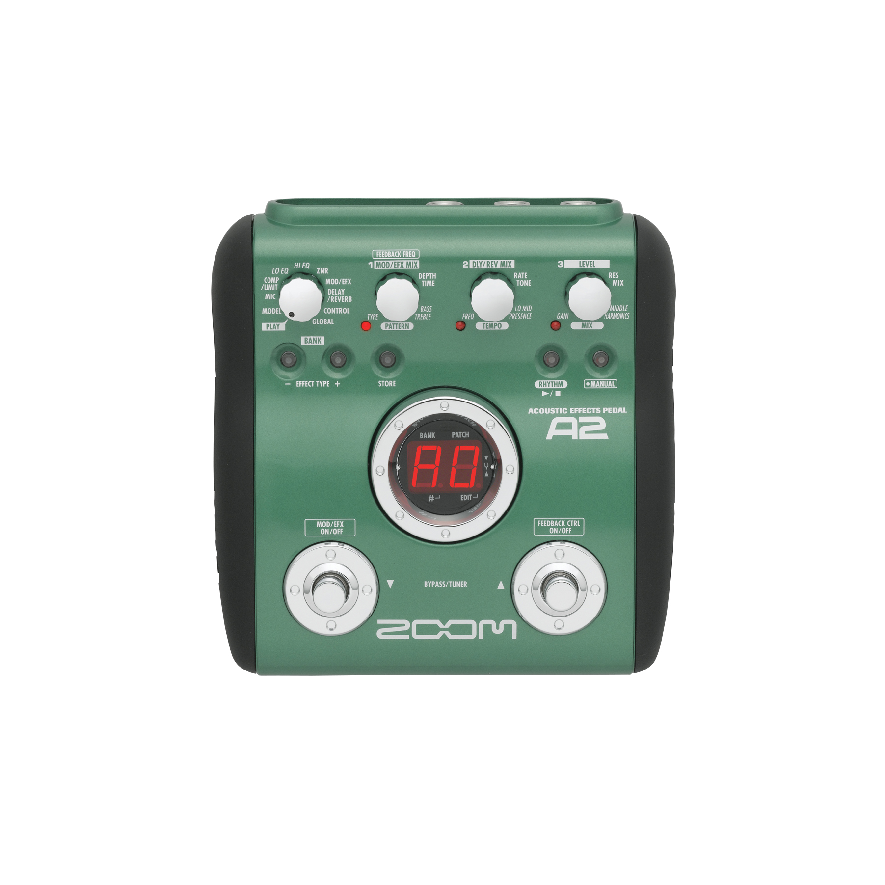 a2 acoustic effects pedal zoom. Black Bedroom Furniture Sets. Home Design Ideas