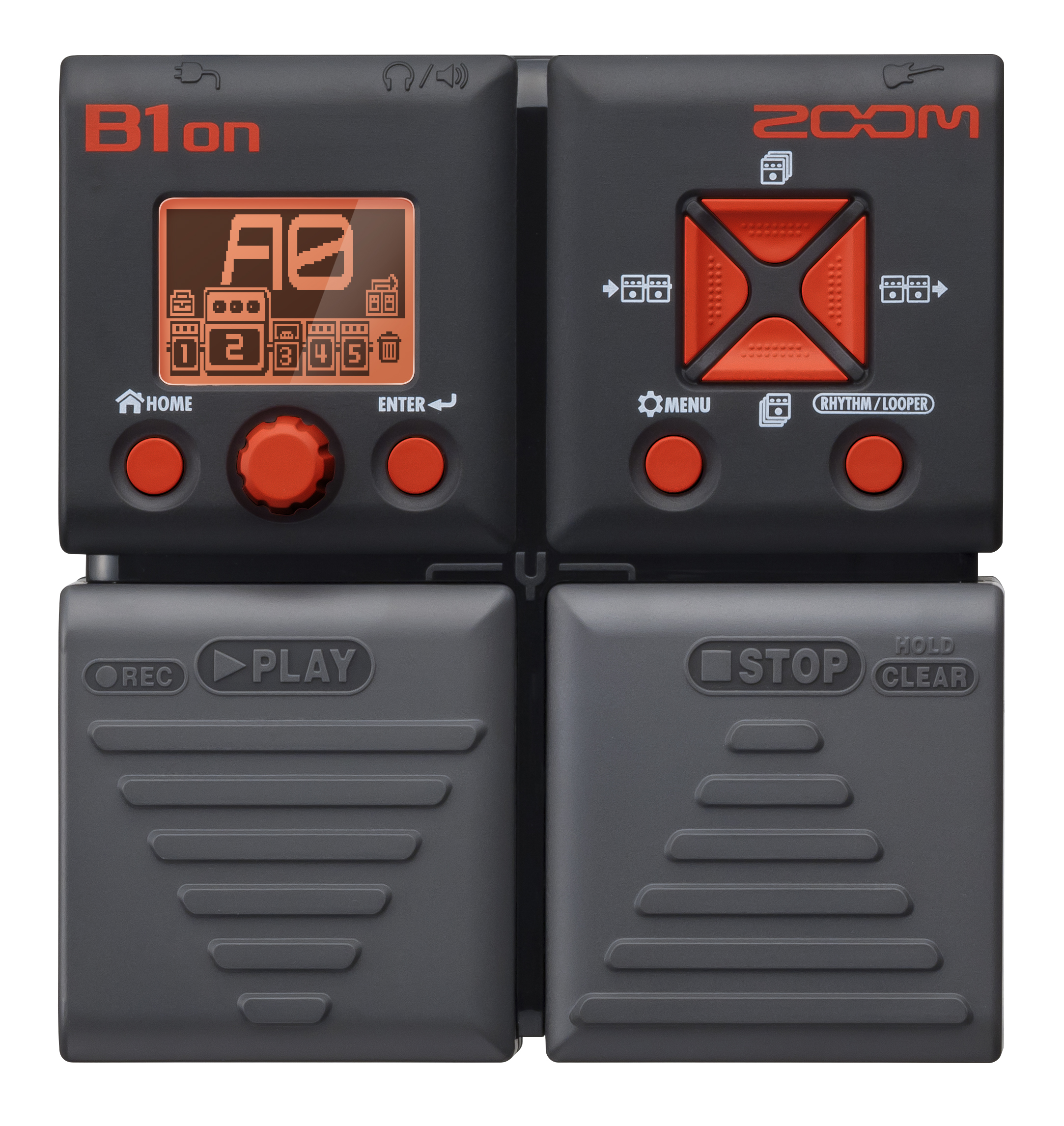 b1on bass effects pedal zoom. Black Bedroom Furniture Sets. Home Design Ideas