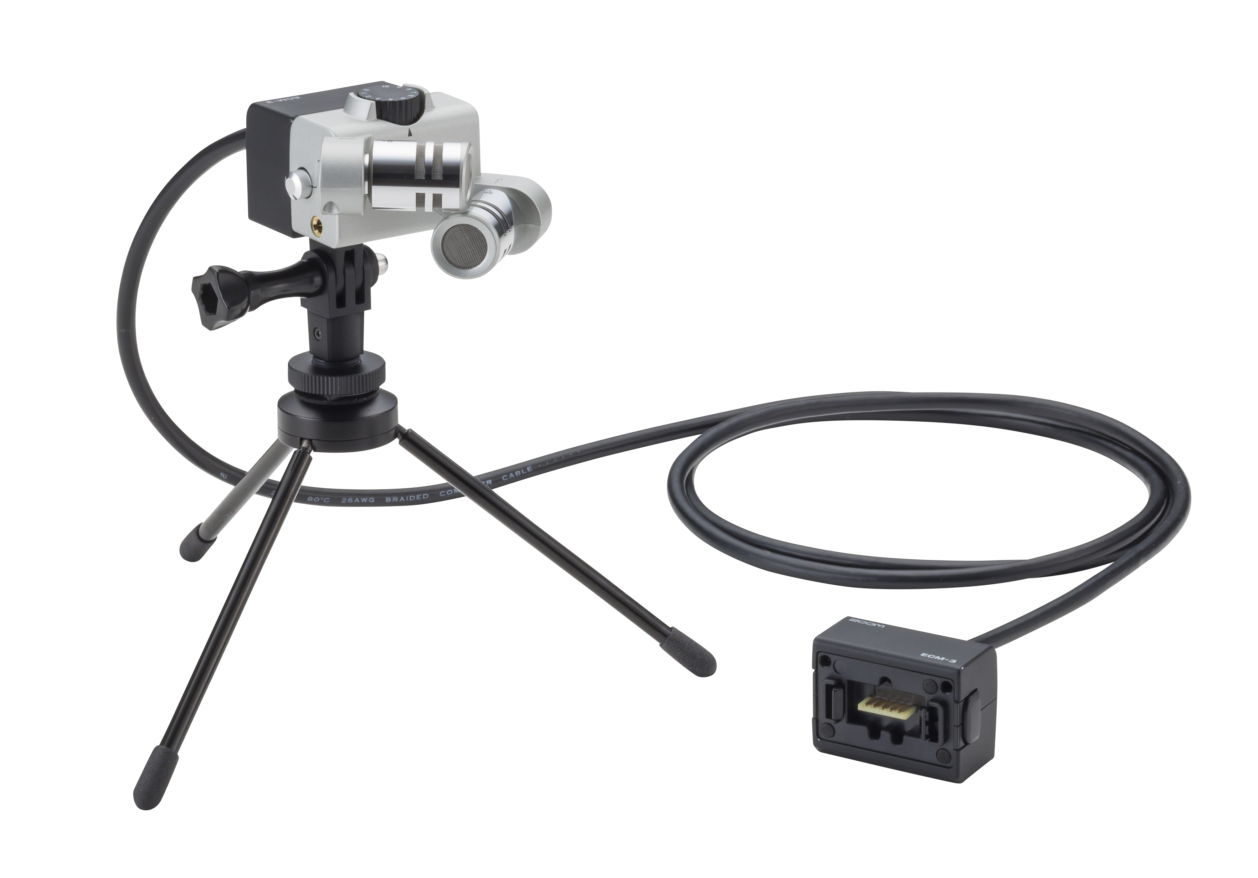 Ecm 3 Extension Cable For Mic Capsule Zoom