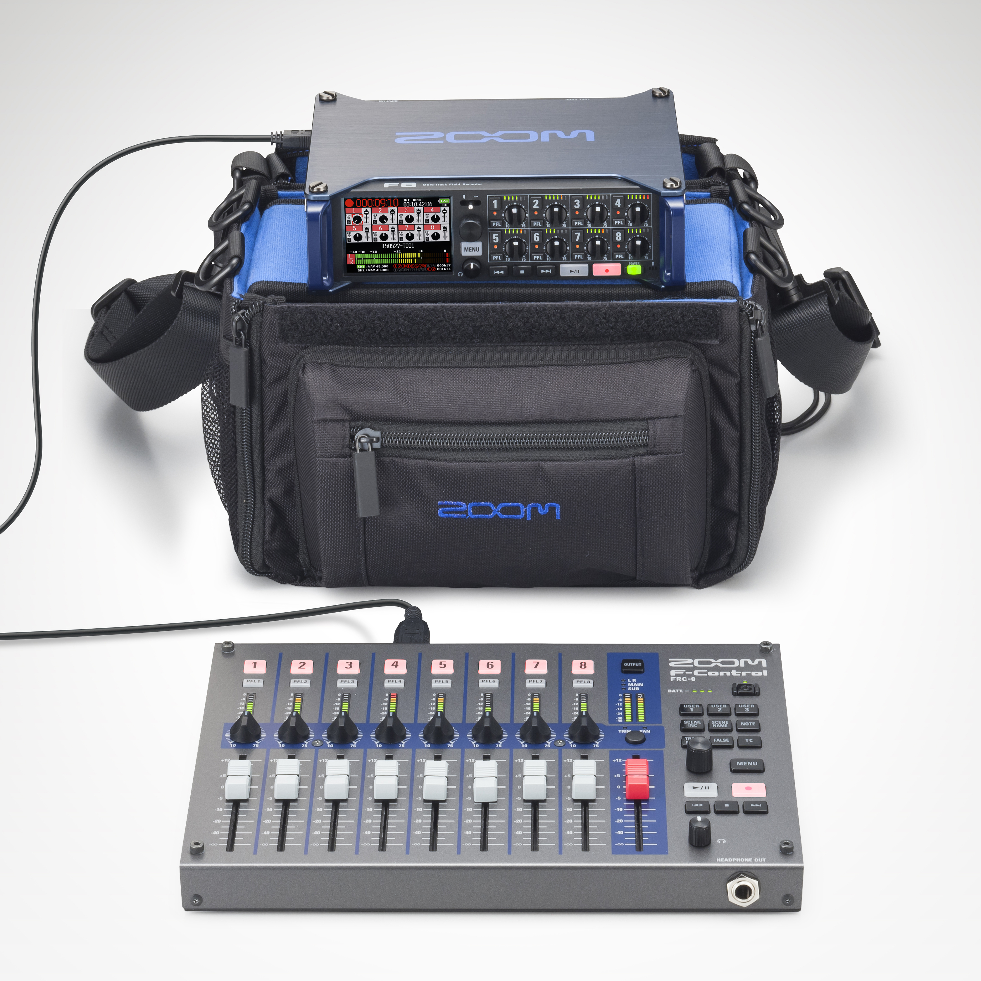 FRC 8 F Series Remote Controller Zoom