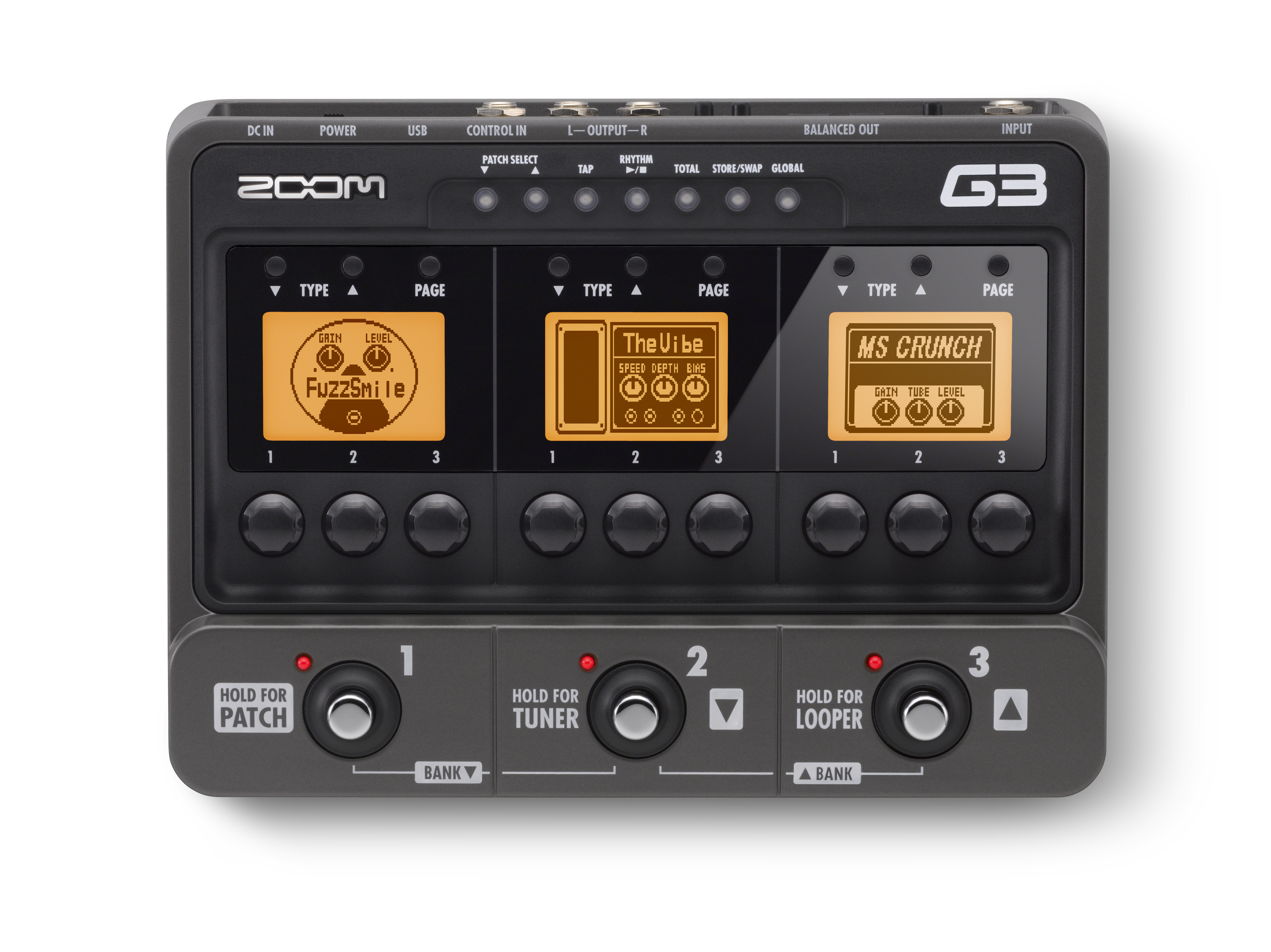 G3 Guitar Effects Amp Simulator Pedal Zoom Design A D Converter With The Following Required Characteristics Images
