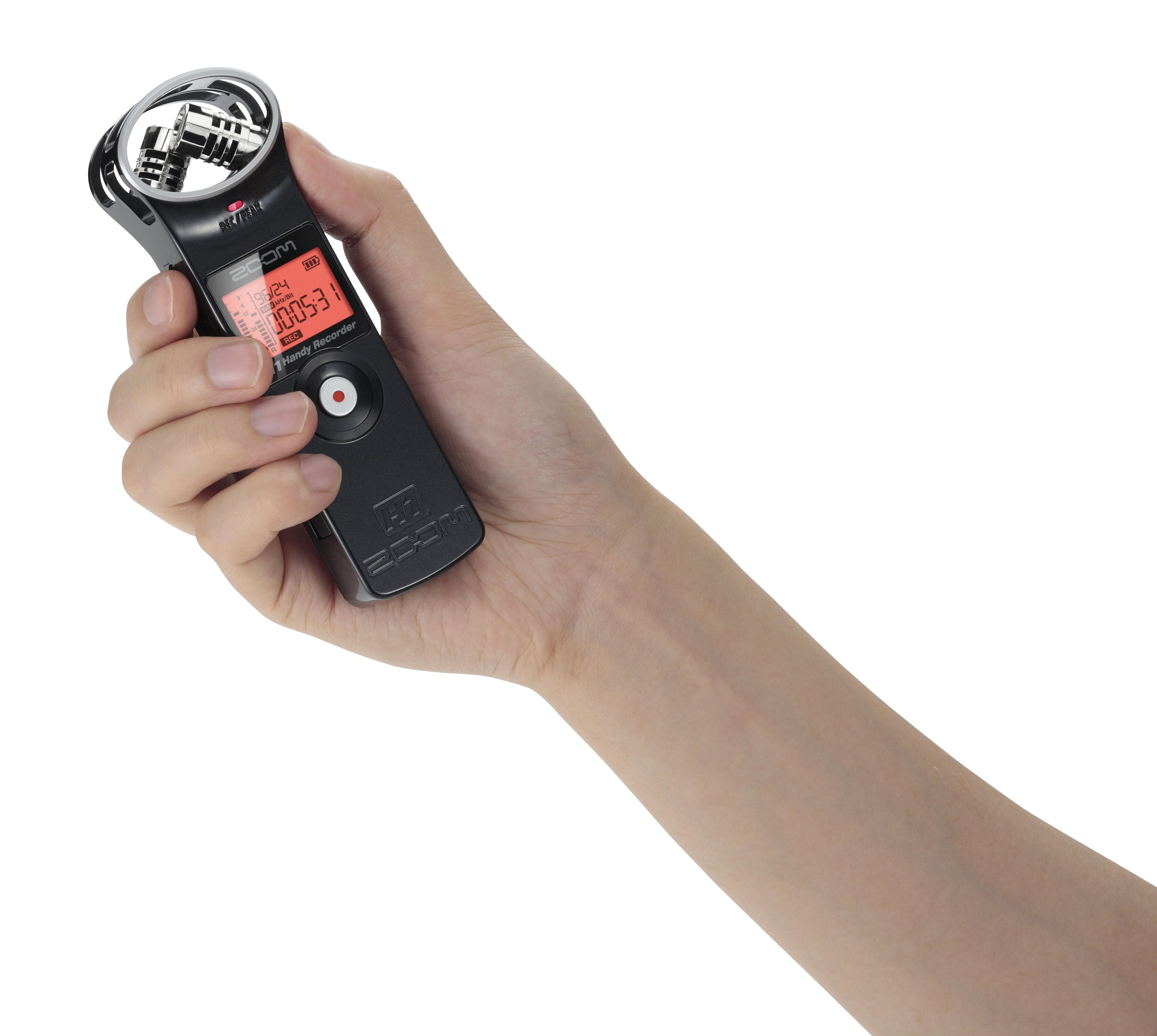 H1 Handy Recorder   Zoom