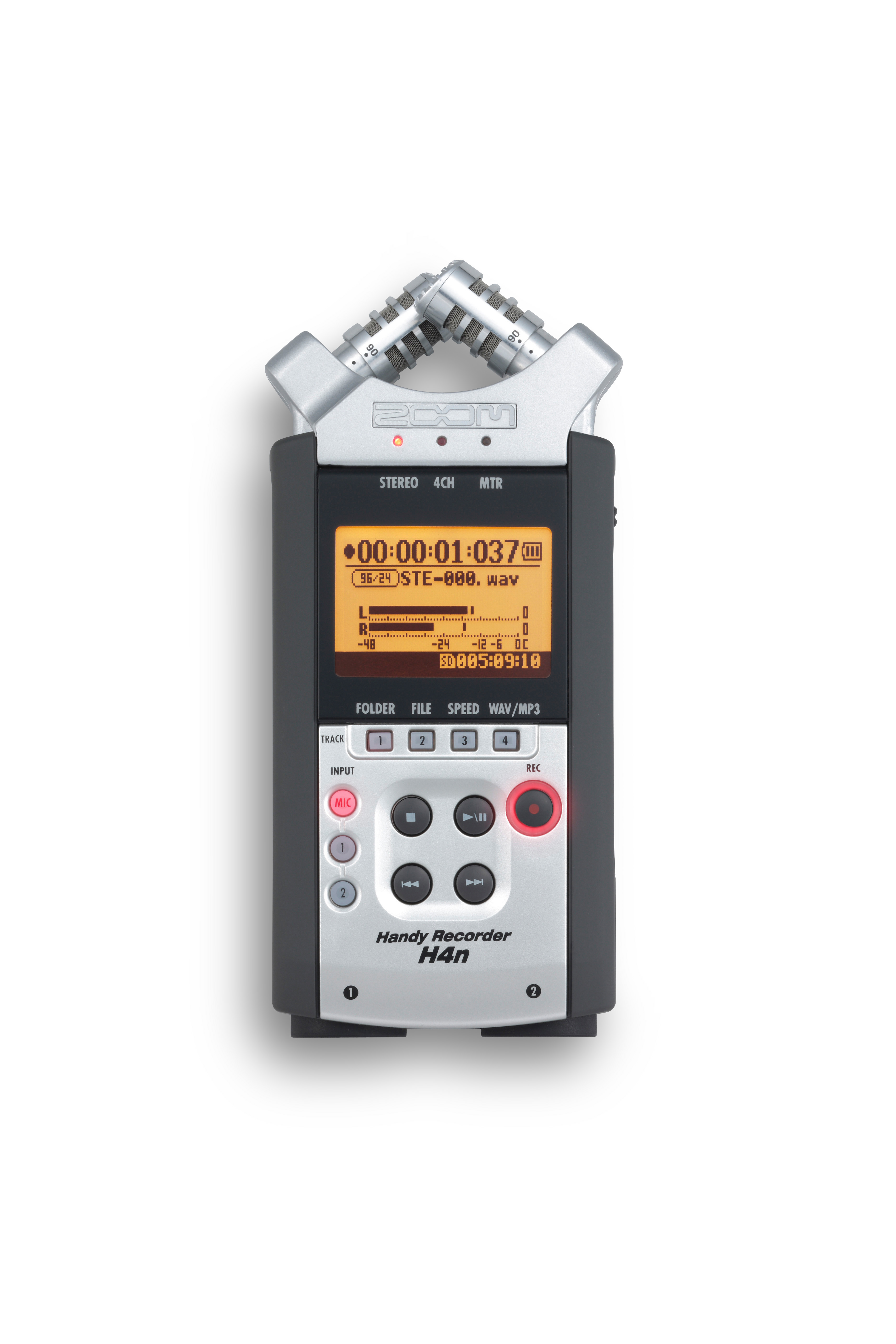 H4nsp Handy Recorder Zoom