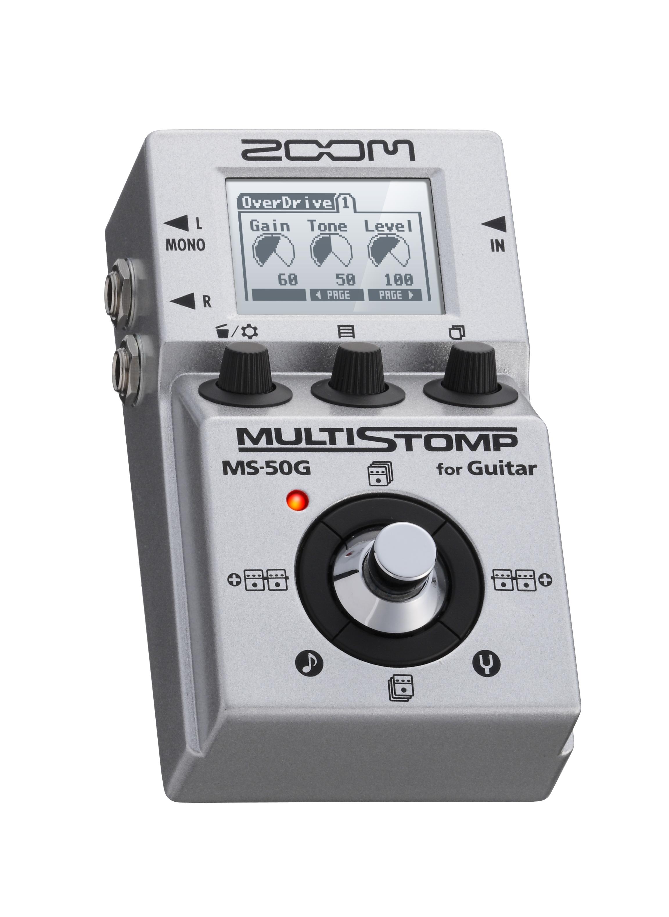 ms 50g multistomp guitar pedal zoom. Black Bedroom Furniture Sets. Home Design Ideas