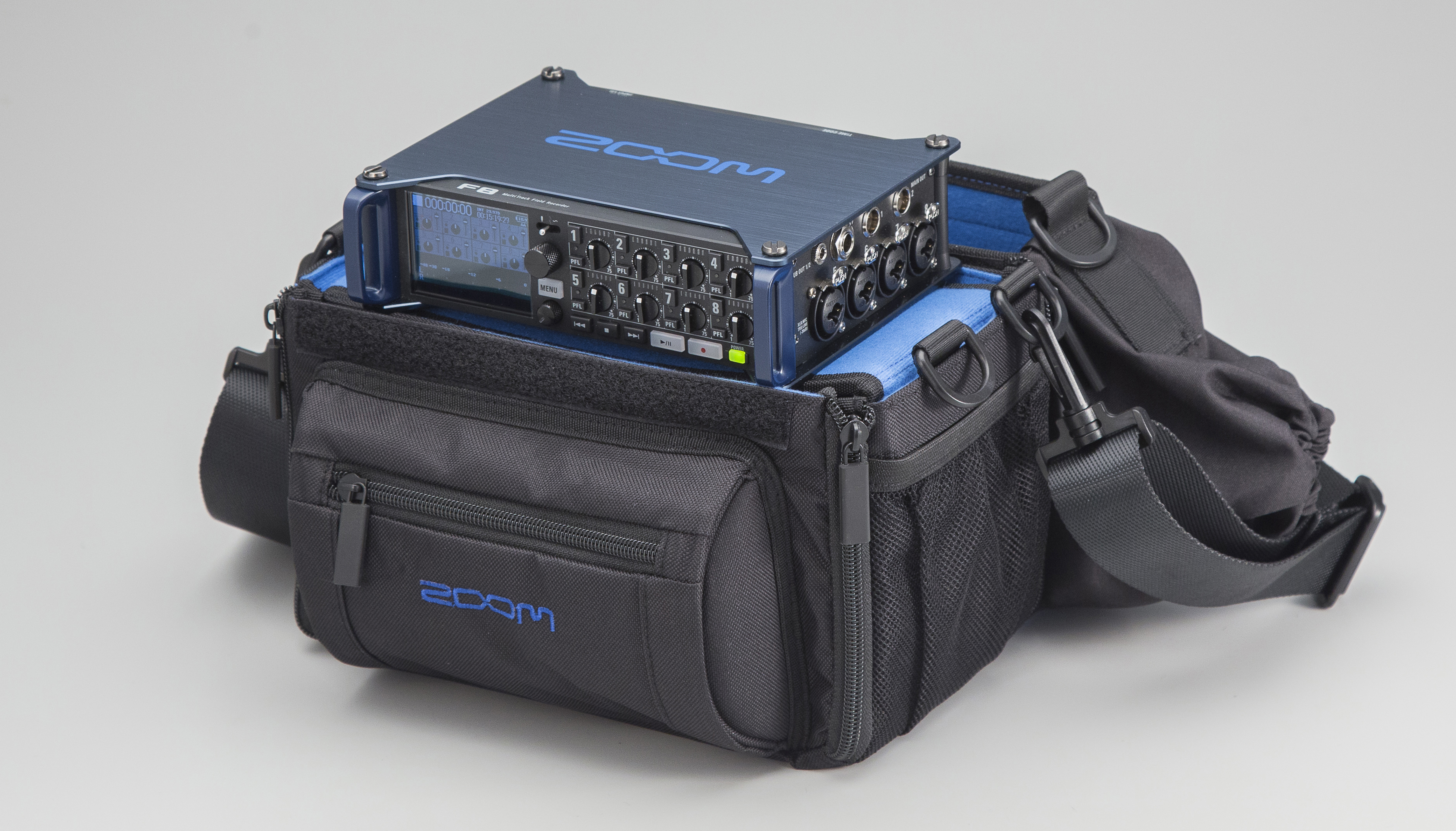 Pcf 8n Protective Case For F8n F8 F4 Zoom