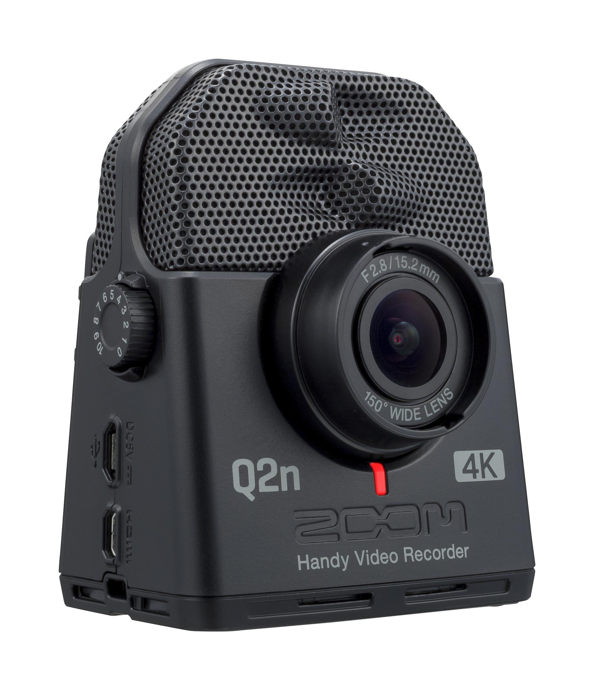 q2n 4k handy video recorder zoom. Black Bedroom Furniture Sets. Home Design Ideas