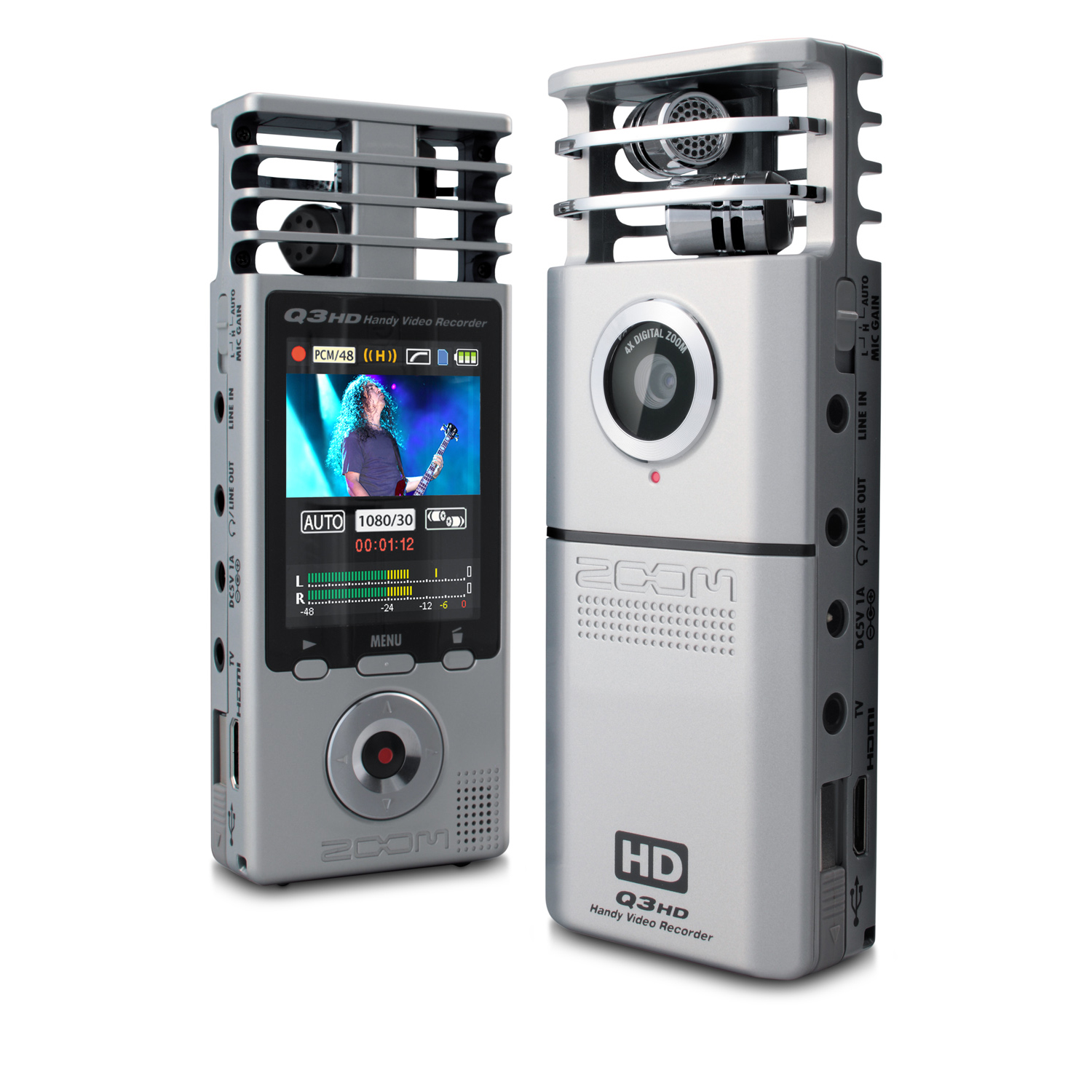 zoom q3hd handy video recorder manual
