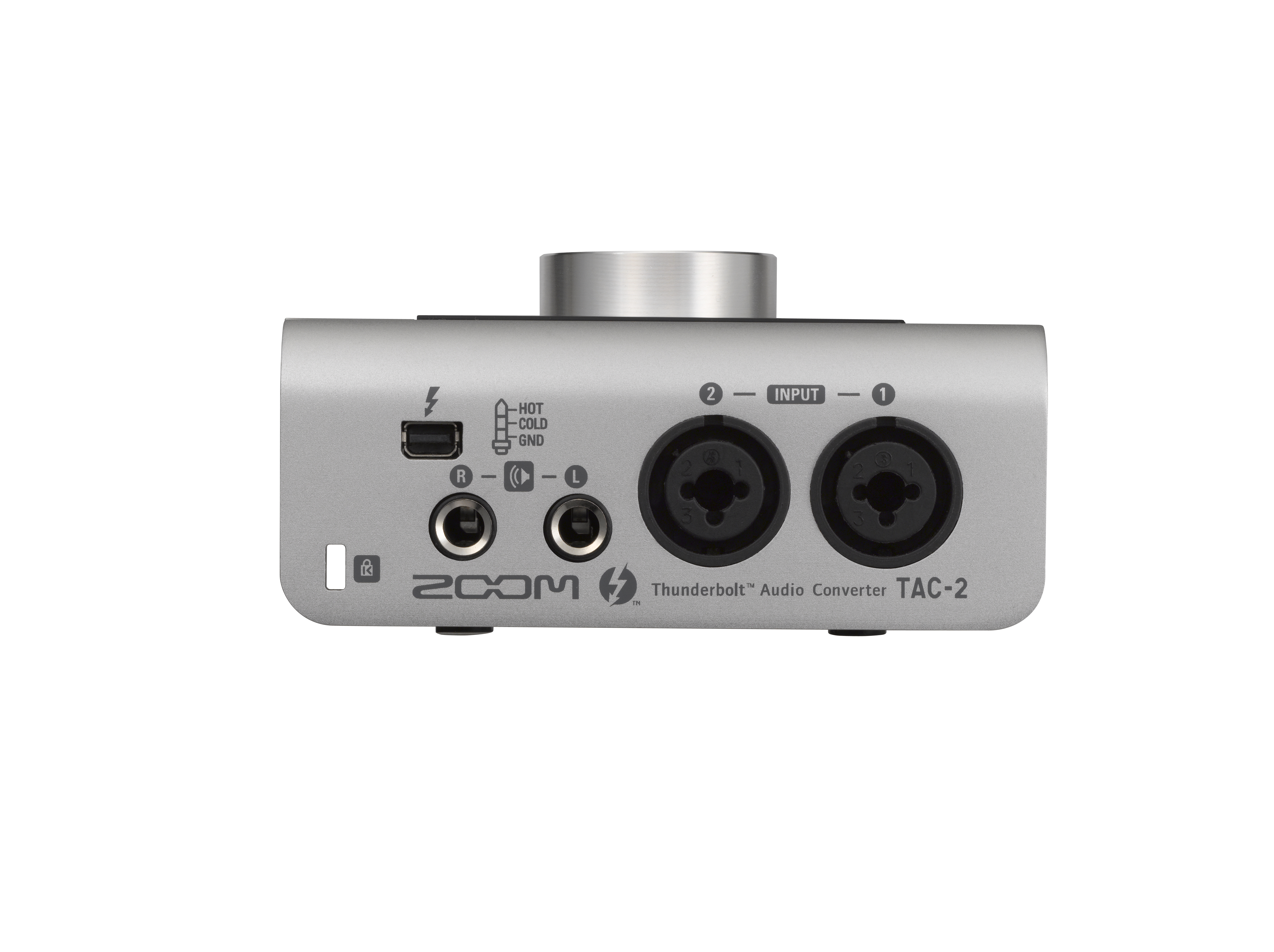 Art Line Level Converter : Tac 2 thunderbolt audio converter zoom