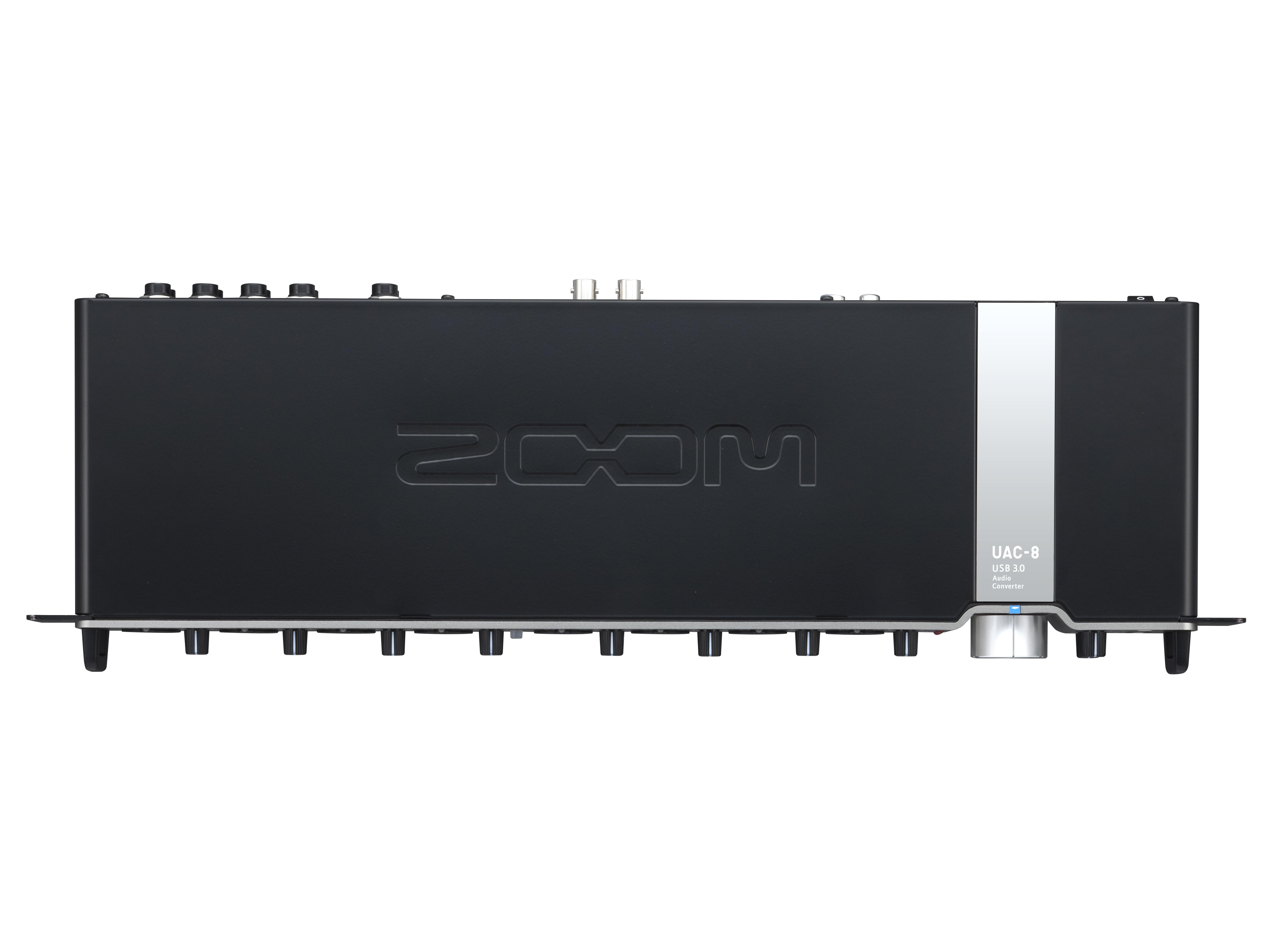 Uac 8 Usb 30 Audio Converter Zoom Circuitdiagram Addaconvertercircuit Adconverter 16bitad Superspeed Convertor Top