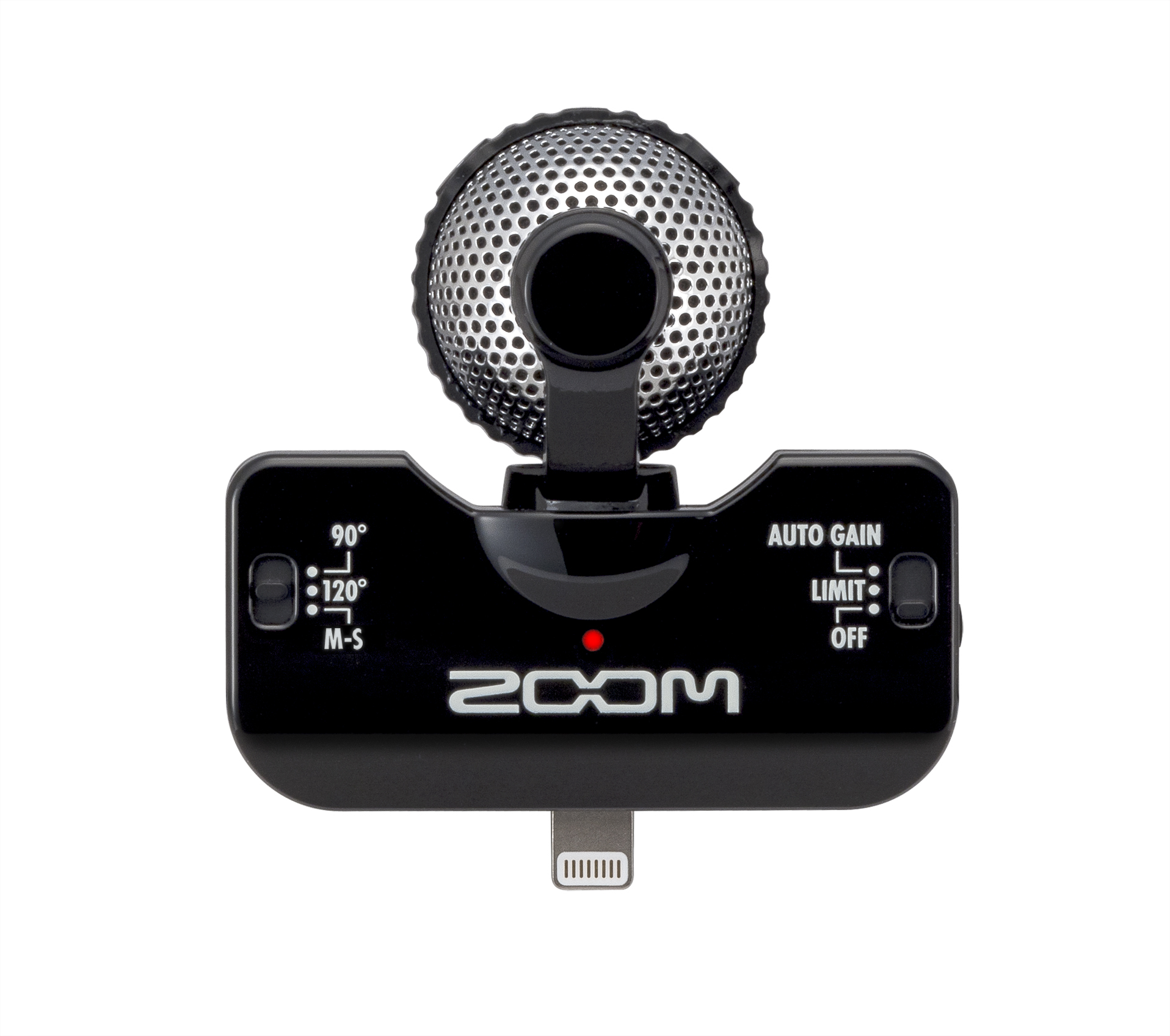 Iq5 Ms Stereo Microphone For Ios Zoom