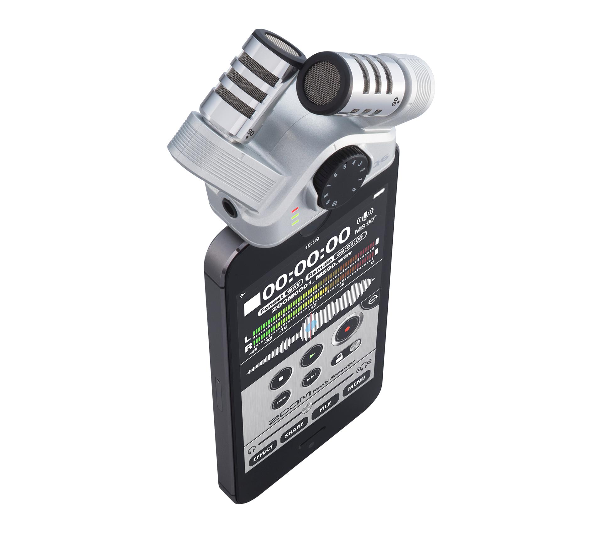 iq6 xy stereo microphone for ios zoom rh zoom co jp manual de instrucciones ipad mini 2 manual de instrucciones ipad air 2