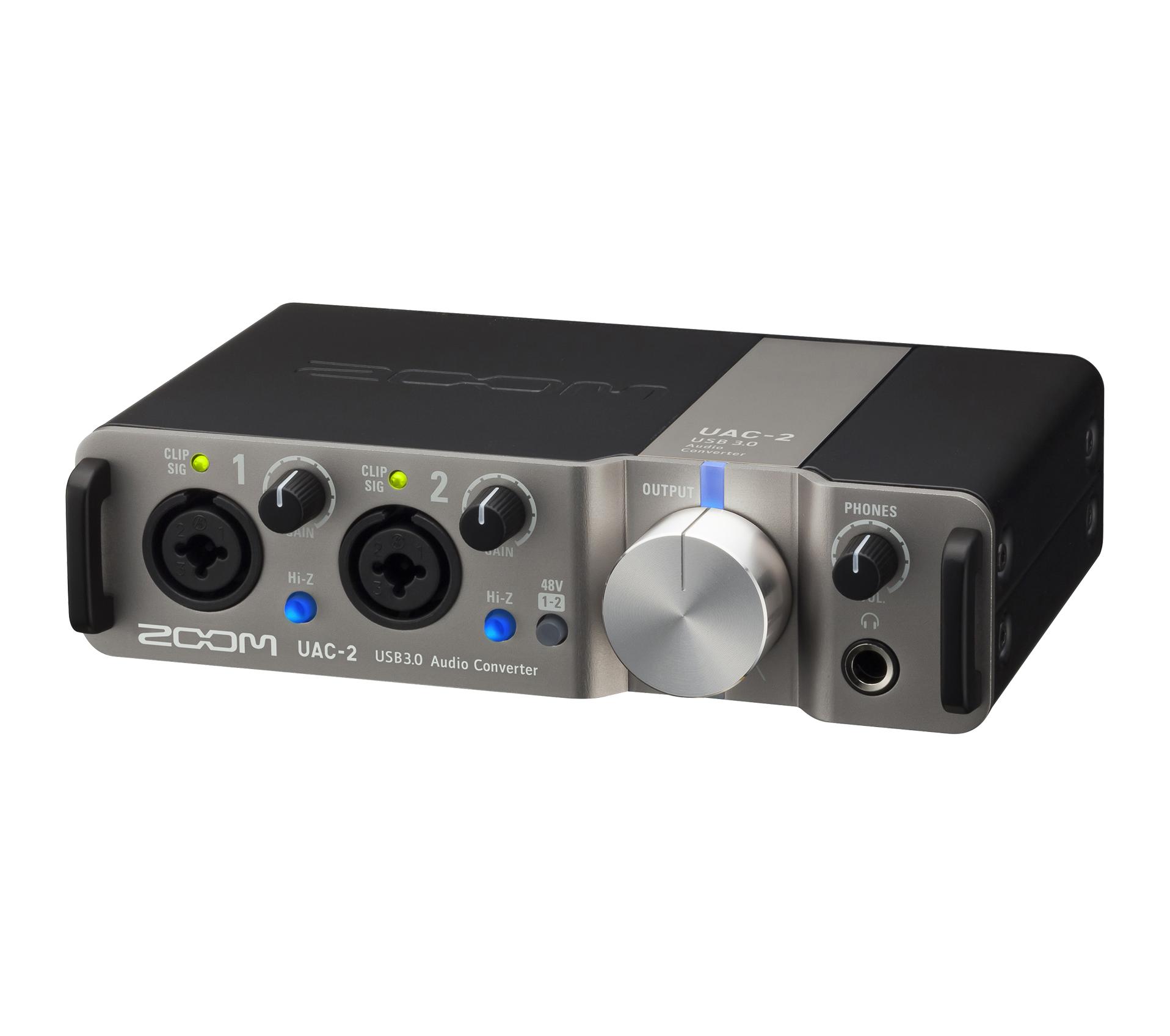 UAC-2 USB 3 0 Audio Converter | Zoom