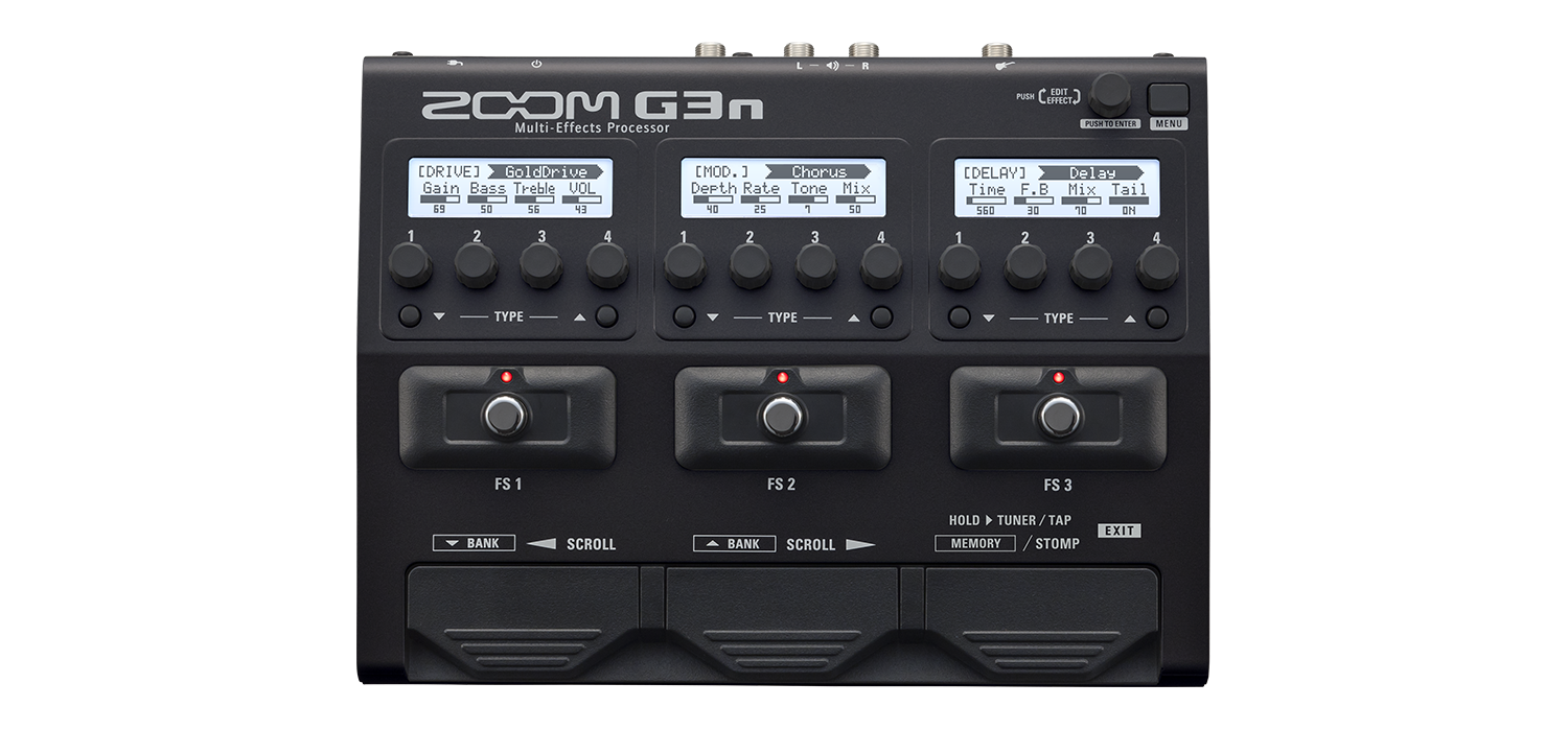 G3n Multi Effects Processor Zoom How Does This Mosquito Zapper Circuit Work Faqs System