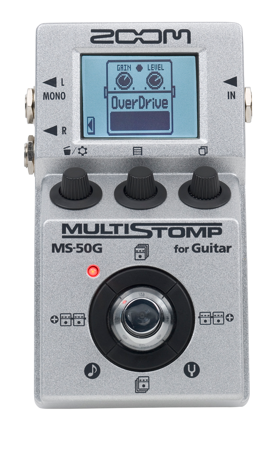 MS-50G MultiStomp Guitar Pedal   Zoom