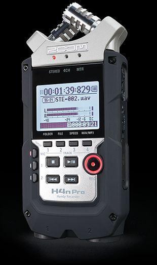 H4n Pro   Zoom