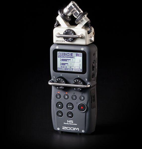 H5 Handy Recorder (New) | Zoom