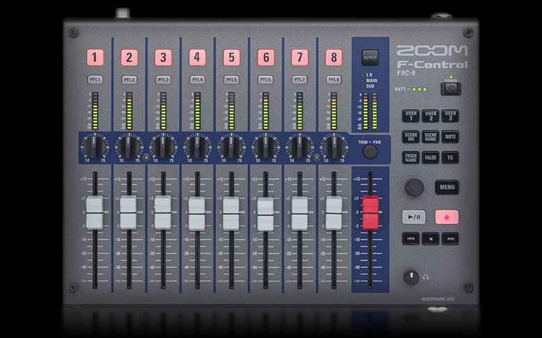 FRC-8 F-Series Remote Controller | Zoom