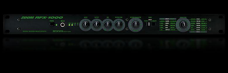 Zoom Rfx 1000 Zoom