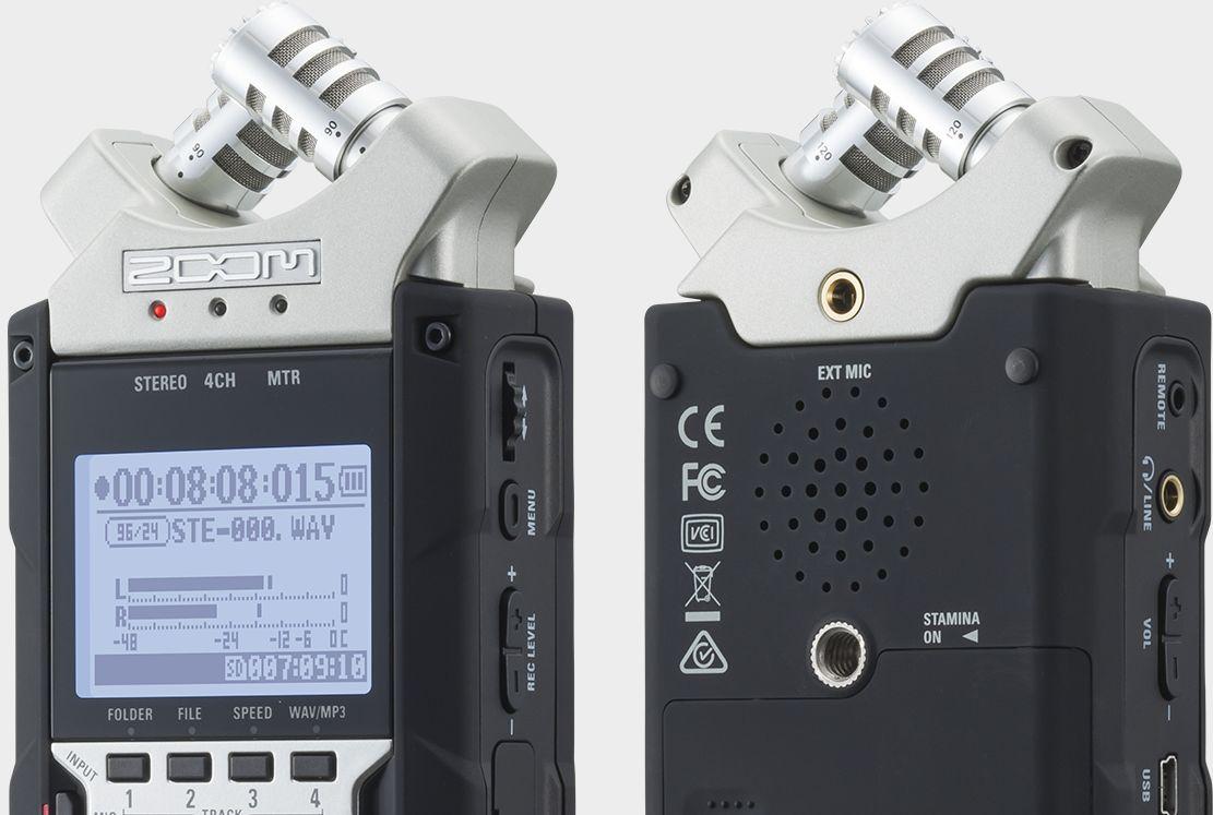 H4n Pro Handy Recorder | Zoom
