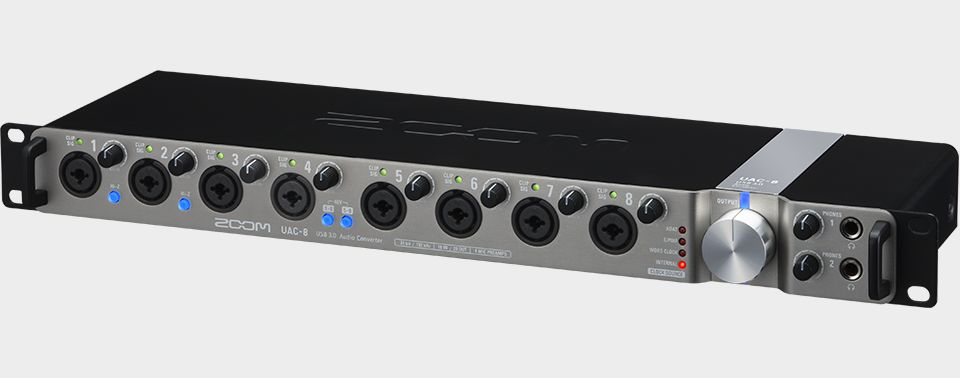 Zoom UAC-8 Audio Converter Drivers Update
