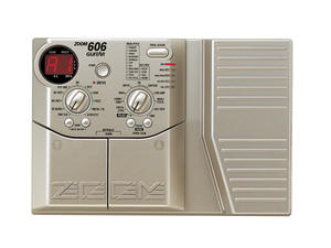 Zoom 606 Guitar Compact Multi-Series