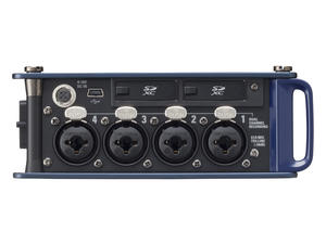 Zoom F8 MultiTrack Field Recorder: Left