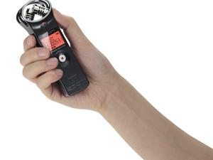 Zoom H1 Handy Recorder - Handheld