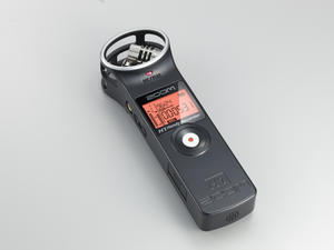 Zoom H1 Handy Recorder - Slant