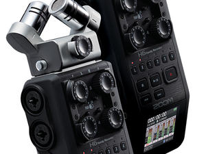 H6 with mics