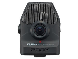 Zoom Q2n: Front View